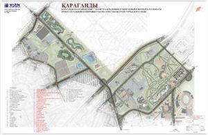 ПДП участка ХМК-7 магистраль г. Караганды