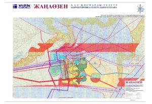 Комплексная оценка территории города Жанаозен и прилегающего района