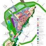 Схема функционального и градостроительного зонирования
