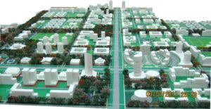Эскизный проект застройки Юго-Западного жилого района в г. Талдыкорган
