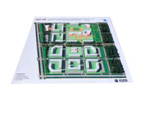 Проект детальной планировки микрорайона №14 г. Аксай ЗКО