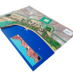 ПДП части города Балхаш (Курортная зона побережья). Село Шубартубек